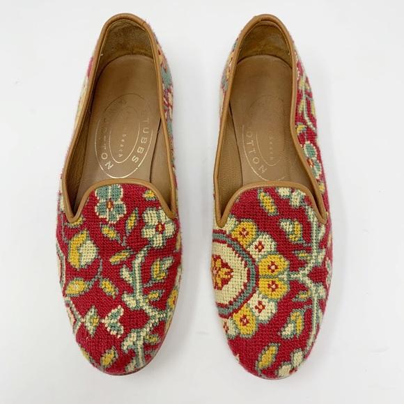 e28ff0c9b Stubbs & Wootton Shoes | Stubbs Wootton Tapis Rouge Slipper ...